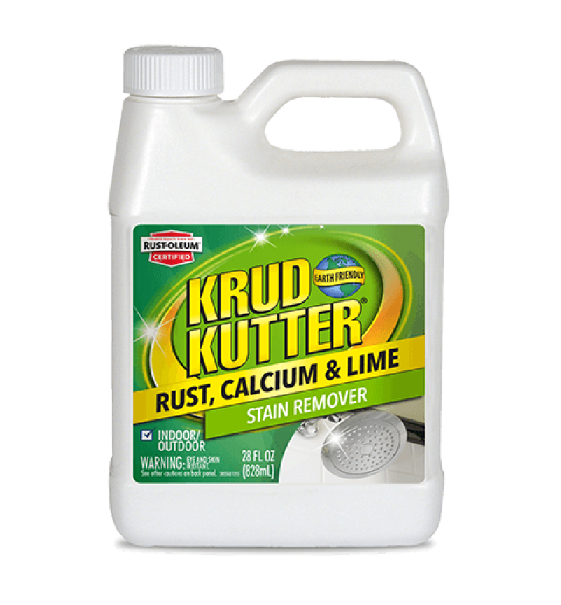 Krud Kutter Rust, Calcium & Lime Stain Remover