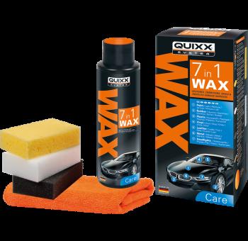 QUIXX 7-in-1 Wax