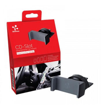 Koomus Pro CD Slot Smartphone Mount