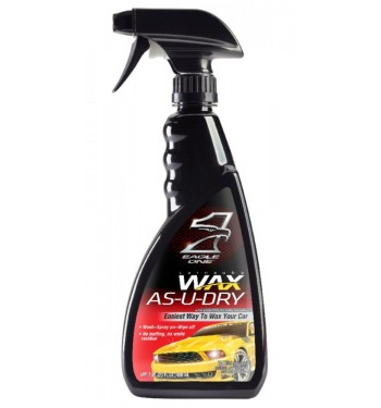 Eagle One Wax As-U-Dry™