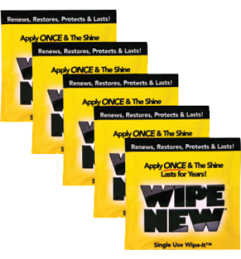 Wipe New - Single Use Wipe (10 pcs)