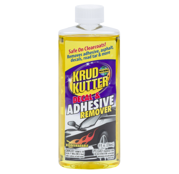 Krud Kutter Decal & Adhesive Remover