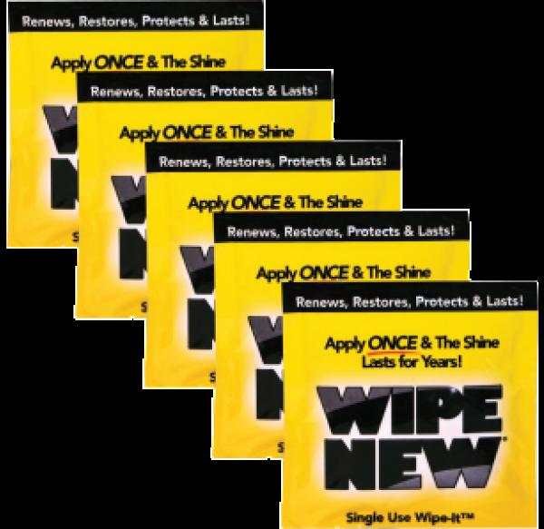 Wipe New - Single Use Wipe (10 pcs)