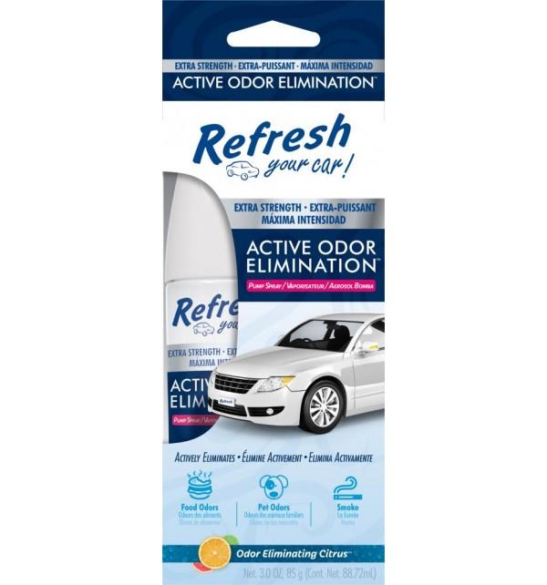Refresh Active Odor Elimination Pump Spray