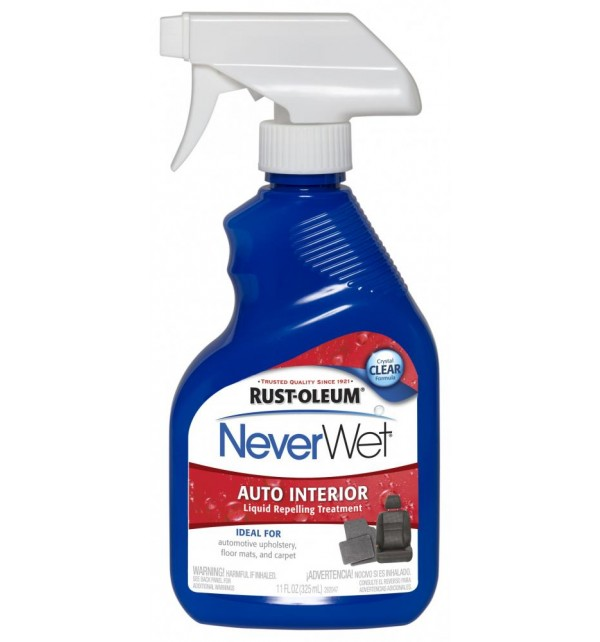 NEVERWET® Auto Interior Liquid Repelling Treatment