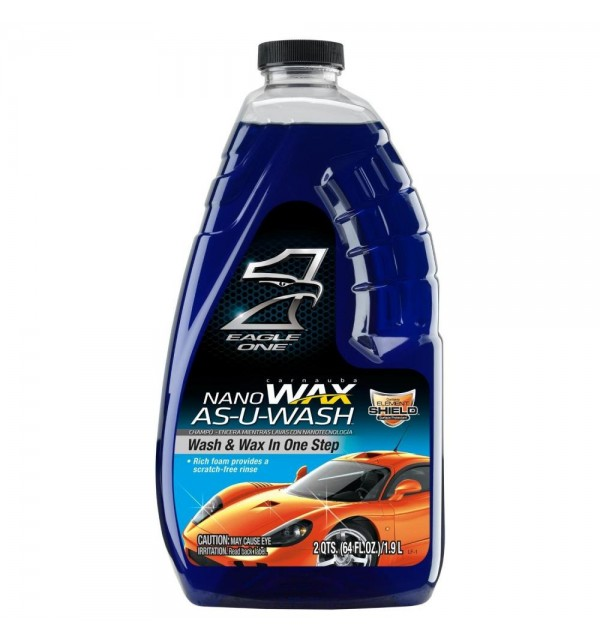 Eagle One NanoWax As-U-Wash™