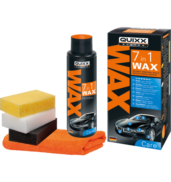 QUIXX 7-in-1 Wax